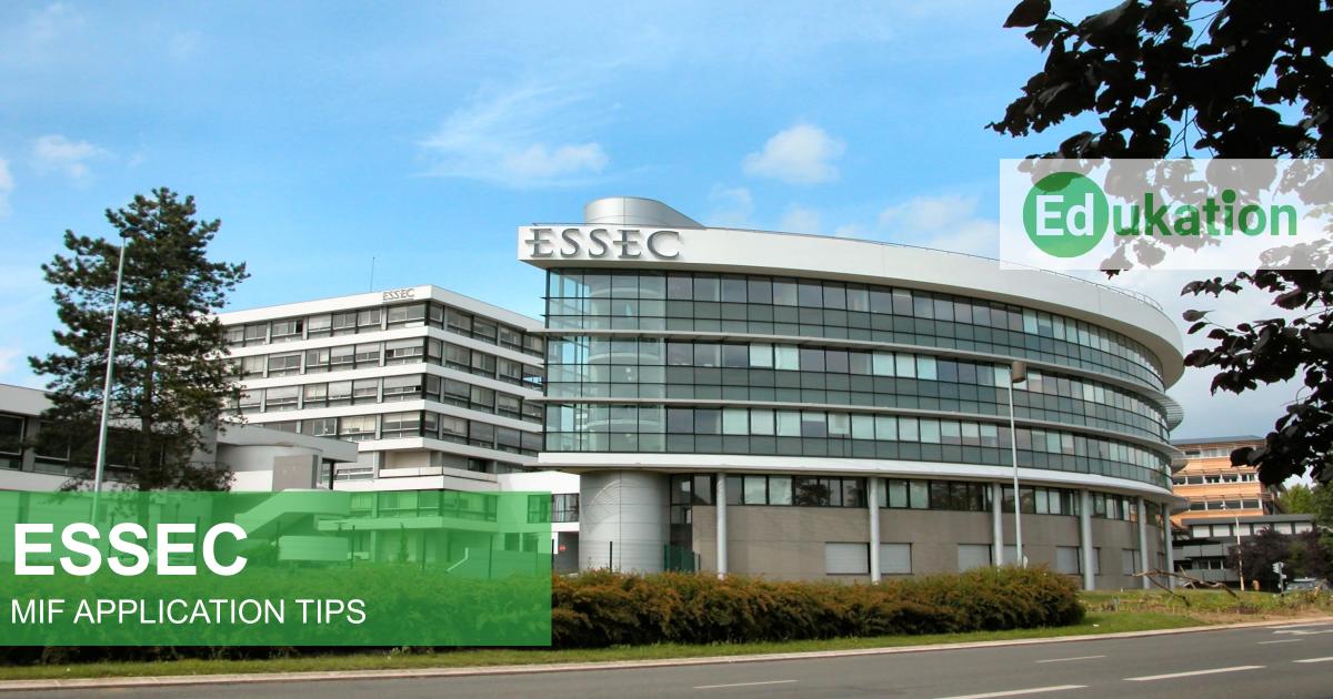 ESSEC MIF Edukation Consulting